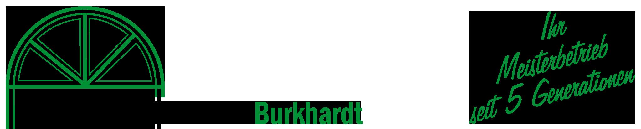 Fensterbau Burkhardt